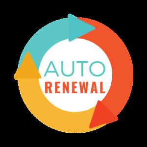 Auto-Renewal